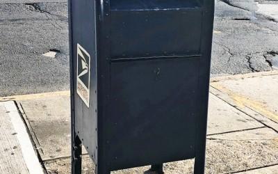 Mailbox Returns toWoodhaven