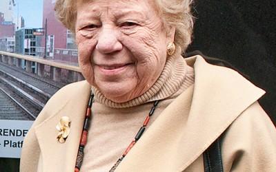 Borough Mourns Death of Claire Shulman