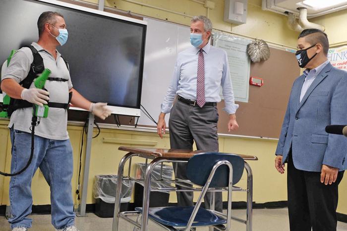 City Releases School Reopening Pledge