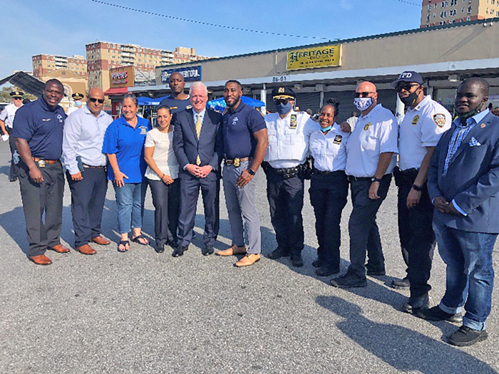 "Photo Courtesy of Assemblywoman Pheffer Amato's Office ""Together We Rise"" is a signature summer celebration."