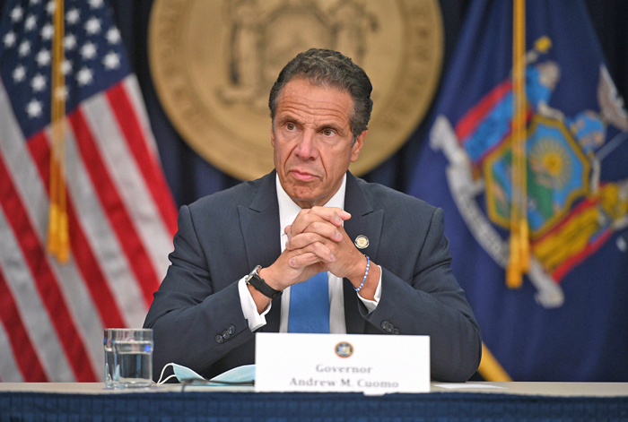 'Trump is Trying  to Kill NYC': Cuomo