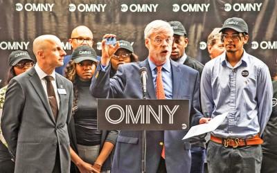 MTA, Union Sound  'Alarm' on Subways