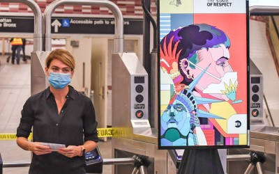 MTA will Issue $50 Fine for Riders  who Refuse to Wear a Mask on Public Transit