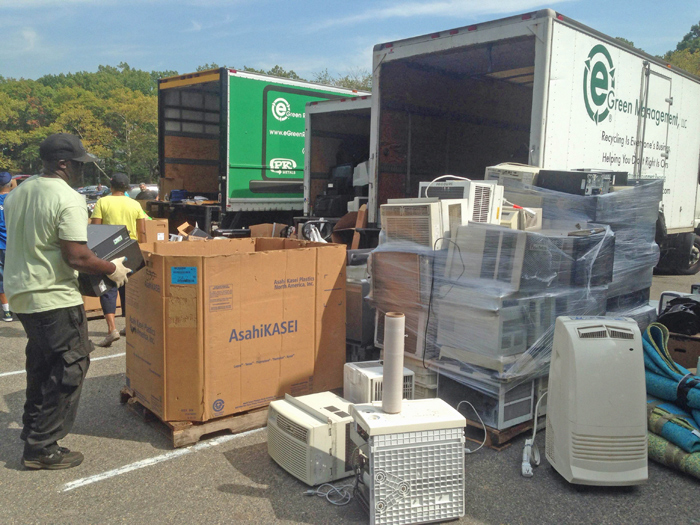 Recycling Event Returns—with Major Changes