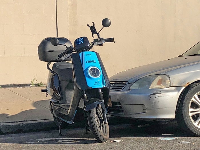 DOT Gives Revel Scooters Green Light