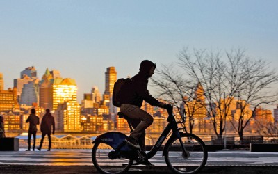 Comptroller Proposes Bike-to-School Plan  for NYC High School Students