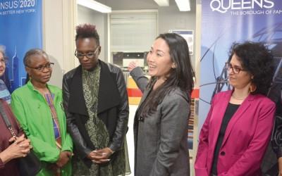 2020 Queens Coat Drive  Benefitting Borough Families Underway