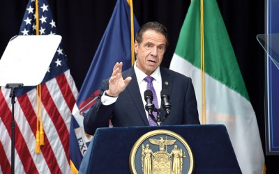 State Cluster Plan Working: Cuomo