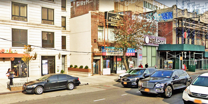 """Photo Courtesy of Google Xuan Di Huang, also known as """"Wendy Huang,"""" operated Zhiqing Social Adult Day Care out of this building in Flushing."""