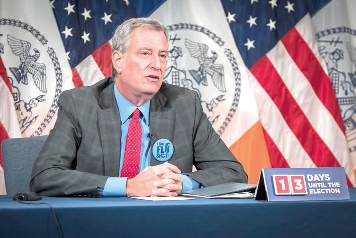 City will Advance Funding for Housing NY Plan