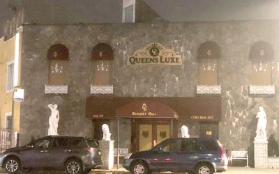 NYC Sheriff Shuts Down Illegal Party  at South Ozone Park Catering Hall