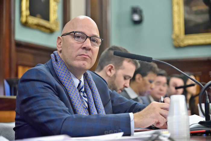"""As our businesses, offices, restaurants and schools continue to reopen their doors, we must use every tool in our toolbox to renew and sustain an economic recovery in New York City,"" Councilman Vallone said."
