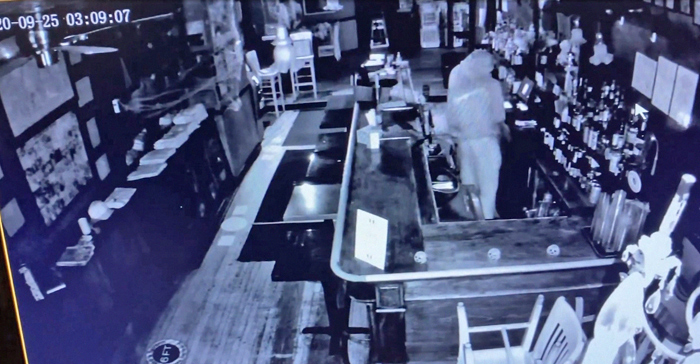 Woodhaven Community Responds after  Hoods Burglarize Historic Neir's Tavern