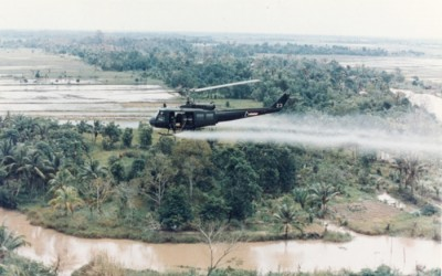 Expand Care for  Agent Orange Vets: Pol