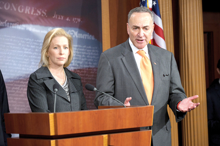 Put Relief Bill on Senate Floor: Pols