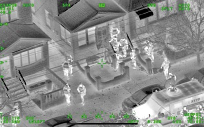 Home Invaders Take Hostages