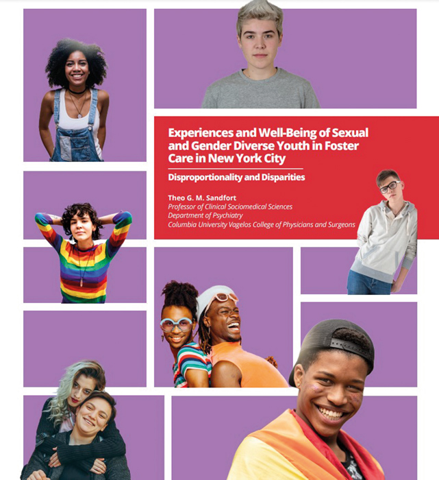 ACS Releases Key Findings from Survey  of LGBTQAI+ Youth in NYC Foster Care