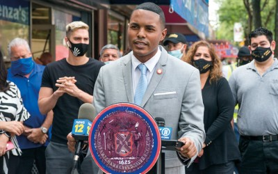 City Council Releases Report  on NYPD Official's Inappropriate Online Behavior