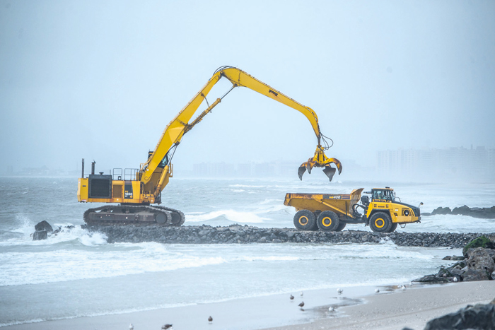 Officials Launch Rockaway-Atlantic  Shorefront Resiliency Project