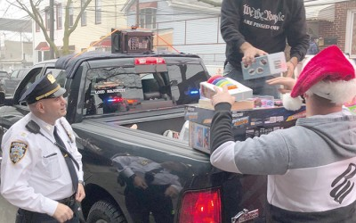 Civic's Caravan of Christmas Cheer Collects Toys, Raises Funds for Less Fortunate