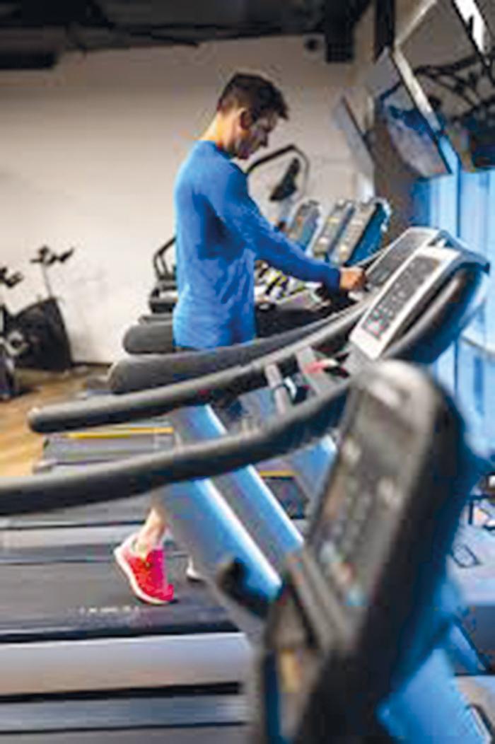 Workout Without Injury