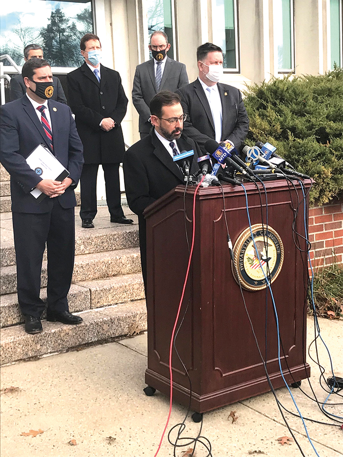 Forest Hills Bros. Charged  in $30M COVID Fraud