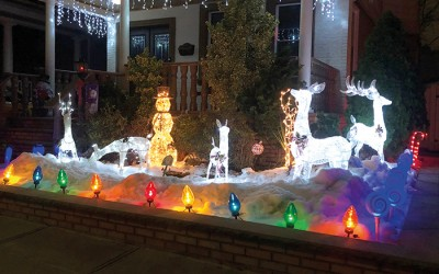 Beautiful Borough:  Queens Shines Bright during the Holiday