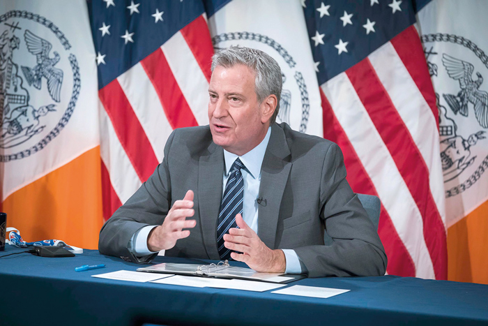 Mayor, Chancellor Announce Plan to Return to In-Person Learning in City Schools