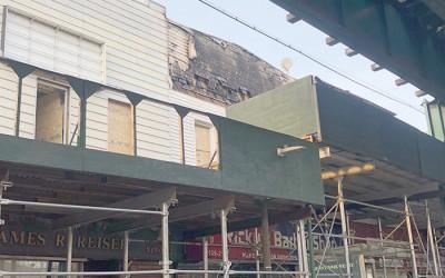 Massive Blaze Leaves Dozens of Richmond Hill Residents Homeless
