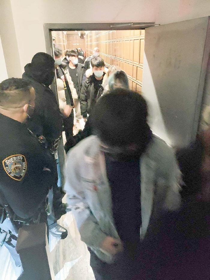 City Shutters  Illegal Maspeth Club