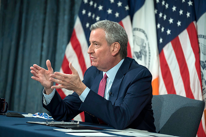 Mayor Releases $92.28B Preliminary Budget
