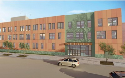 Expansion of Alley Pond School Starts this Week