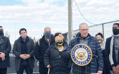 FEMA to Deliver $2B more to New York for  COVID-19 Relief: Schumer