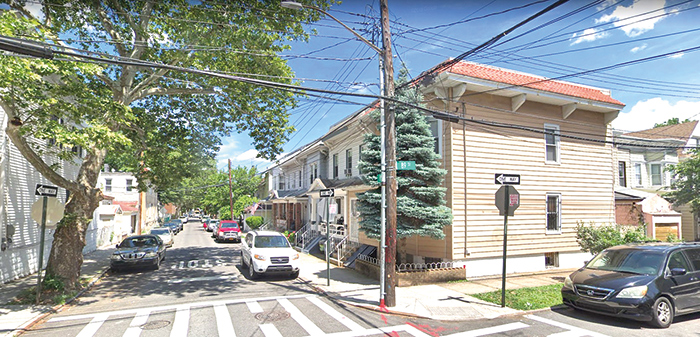 "Photo Courtesy of Google The two perpetrators on Friday entered a Woodhaven residence on 89th Street near 85th Road via a basement window, ""zip tied victims, and demanded cash and jewelry."""