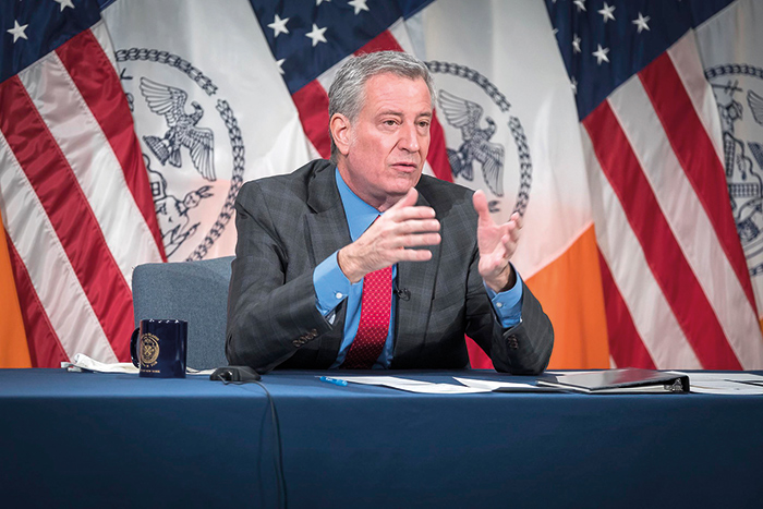 In State of City,  Mayor Plans to Revitalize Small Businesses