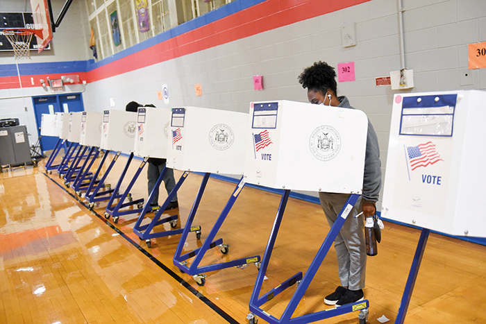 Meng Measure Would Lower Voting Age to 16