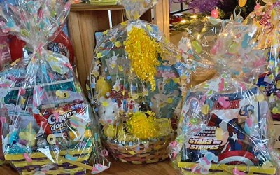 Bountiful Baskets: Community Responds to Call for Donations