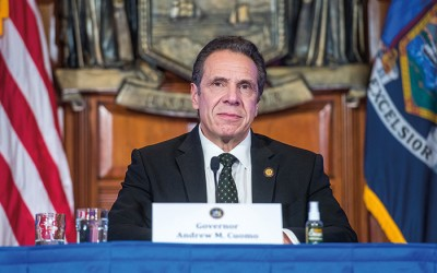 State Legislature Strips Cuomo of Emergency Powers