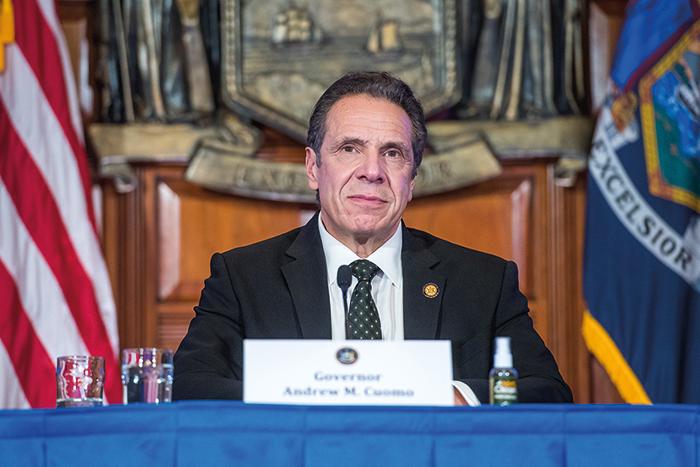 State Legislature Strips Cuomo of Emergency Powers