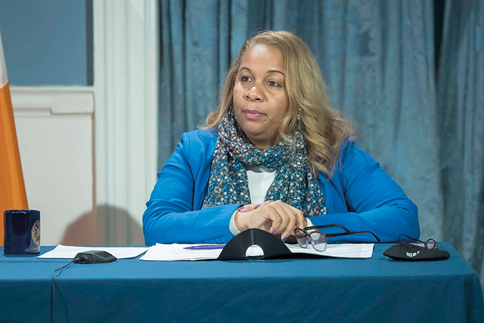 Mayor Appoints  Borough Native Chancellor of Schools