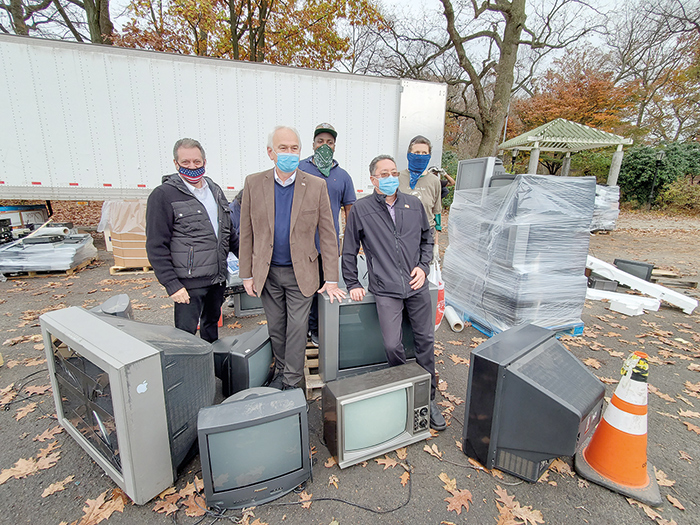 Addabbo Offices to be E-Waste Drop-Off Centers
