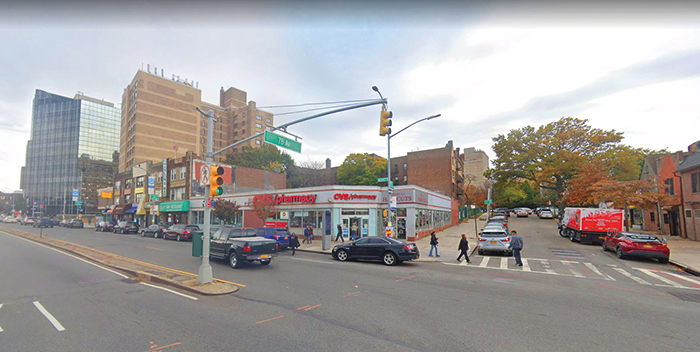Photo Courtesy of Google One of the many transportation initiatives that Richards outlined in his speech called for the completing the long-stalled redesign of Queens Boulevard in Kew Gardens.