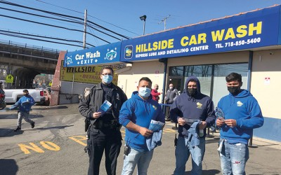 Following Tragedy,  Cops Promote Safety