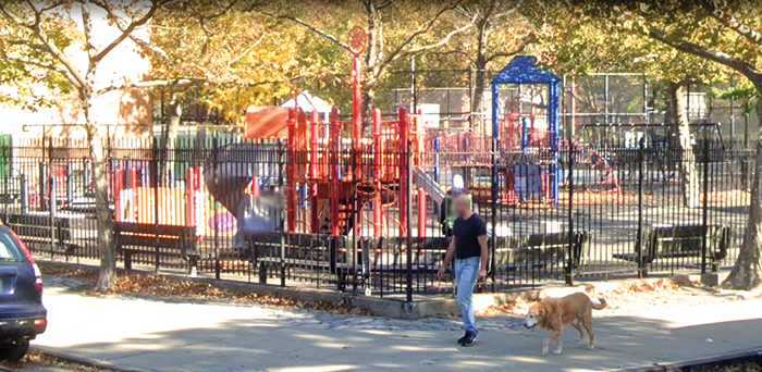 Park Place: Civic Updates Howard Beach Residents on Schneiderman Playground Project