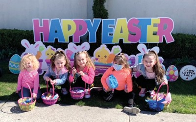 What an Egg-cellent Event!  Howard Beach Lindenwood Civic's 'Hop N' Treat'  Sets up South Queens for an Amazing Easter Season