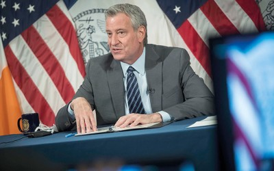 Mayor Announces New Programs to Support  New Yorkers Experiencing Serious Mental Illness
