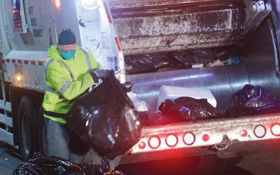 Advisory Panel Releases Report  Detailing State of Waste in Queens