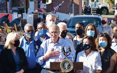 Biden Approves NY Disaster Declaration