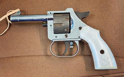 Brooklyn Man Caught with Handgun at JFK Airport