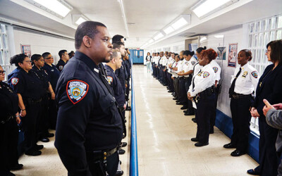 Holden Calls on Gov to Send National Guard to Rikers